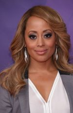 ESSENCE ATKINS at NBC/Universal Summer Press Day in Universal City 02/05/2018