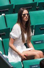 ESTER SATOROVA at Roland Garros in Paris 05/30/2018