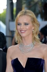 EVA HERZIGOVA at Ash is Purest White Premiere at Cannes Film Festival 05/11/2018