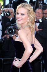 EVA HERZIGOVA at Ash is Purest White Premiere at Cannes Film Festival 05/11/2018