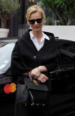 EVA HERZIGOVA at Hotel Majestic in Cannes 05/13/2018