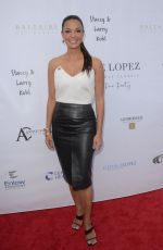 EVA LARUE at George Lopez Golf Classic Pre-party in Brentwood 05/06/2018