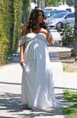 EVA LONGORIA at Her Baby Shower Cinco De Mayo Pajamas Party in Los Angeles 05/05/2018