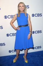 FAITH FORD at CBS Upfront Presentation in New York 05/16/2018