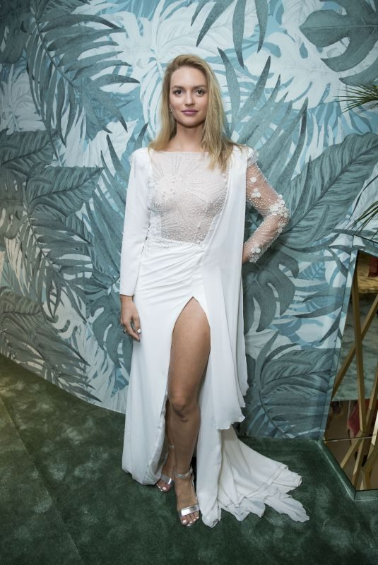 FANCY ALEXANDERSSON at Chopard Trophy Party at 2018 Cannes Film Festival 05/14/2018
