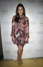 FAYE BROOKES at Hotel Gotham 3rd Birthday Party in Manchester 05/24/2018