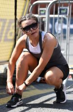 FAYE BROOKES at Simplyhealth Great Manchester 10K Run 05/20/2018