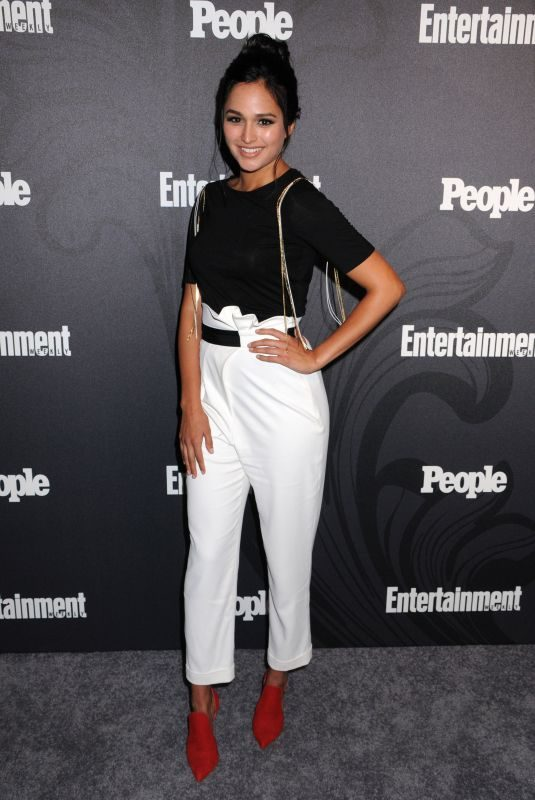 FELIZ RAMIREZ at EW & People New York Upfronts Celebration 05/14/2018
