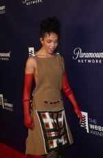 FKA TWIGS at 2018 Webby Awards in New York 05/14/2018