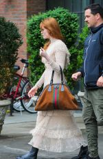 FLORENCE WELCH Out and About in New York 05/18/2018