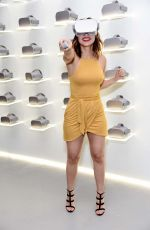 FRANCIA RAISA at Open Your Eyes Launch in New York 05/17/2018