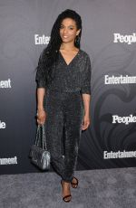 FREEMA AGYEMAN at EW & People New York Upfronts Celebration 05/14/2018