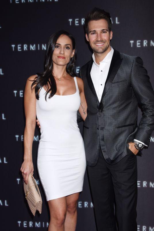 GABRIELA LOPEZ at Terminal Premiere in Los Angeles 05/08/2018