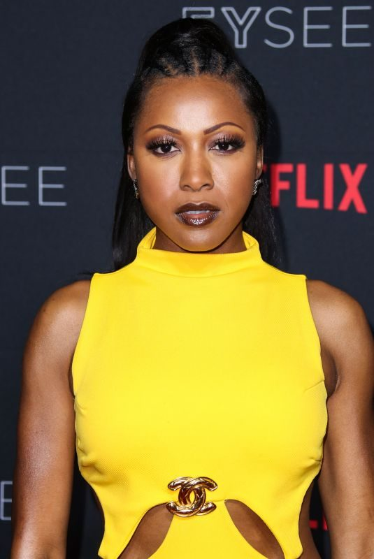 GABRIELLE DENNIS at Netflix FYSee Kick-off Event in Los Angeles 05/06/2018
