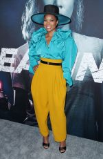 GABRIELLE UNION at Breaking In Premiere in Los Angeles 05/01/2018