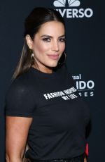 GABY ESPINO at Telemundo Upfront in New York 05/14/2018