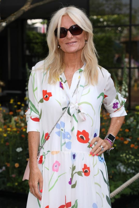 GABY ROSLIN at Chelsea Flower Show in London 05/21/2018