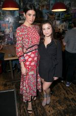 GALA GORDON and ADRIANNA BERTOLA at Blueberry Toast Party in London 05/30/2018