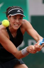 GARBINE MUGURUZA at French Open Tennis Tournament in Paris 05/29/2018