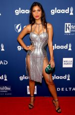 GEENA ROCERO at 2018 Glaad Media Awards in New York 05/05/2018