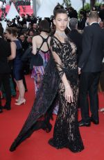 GEORGIA FOWLER at Solo: A Star Wars Story Premiere at Cannes Film Festival 05/15/2018