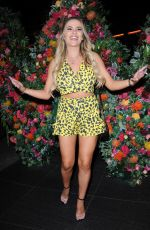 GEORGIA KOUSOULOU at Quiz x Towie Launch Party in London 05/10/2018