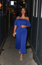 GEORGIA MAY FOOTE Night Out in London 05/29/2018