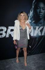 GERALDINE MORENO at Breaking In Premiere in Los Angeles 05/01/2018