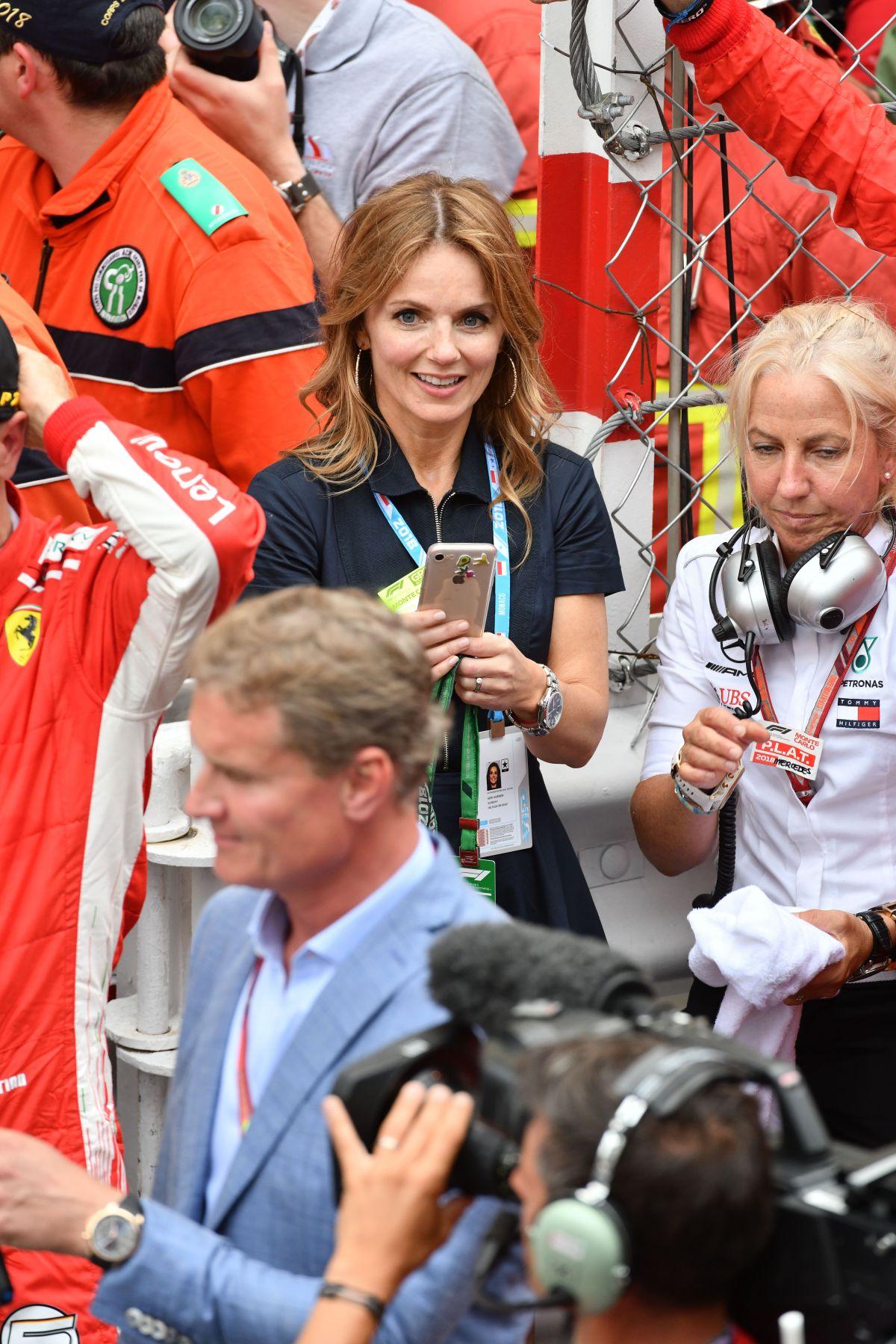 Olivia Culpo At F1 Grand Prix of Monaco in Monte-Carlo