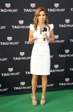 GERI HALLIWELL at TAG Heuer Boat Party at Formula 1 Grand Prix in Monaco 05/26/2018