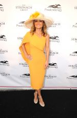 GIADA DE LAURENTIIS at 143rd Preakness Stakes at Primlico Race Course in Baltimore 05/19/2018