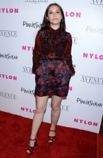 GIDEON ADLON at Nylon Young Hollywood Party in Hollywood 05/22/2018