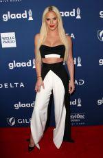 GIGI GORGEOUS at 2018 Glaad Media Awards in New York 05/05/2018