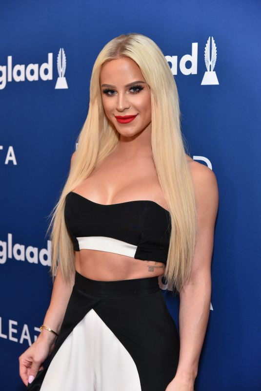 GIGI GORGEOUS at 2018 Glaad Media Awards in New York 05/05/2018