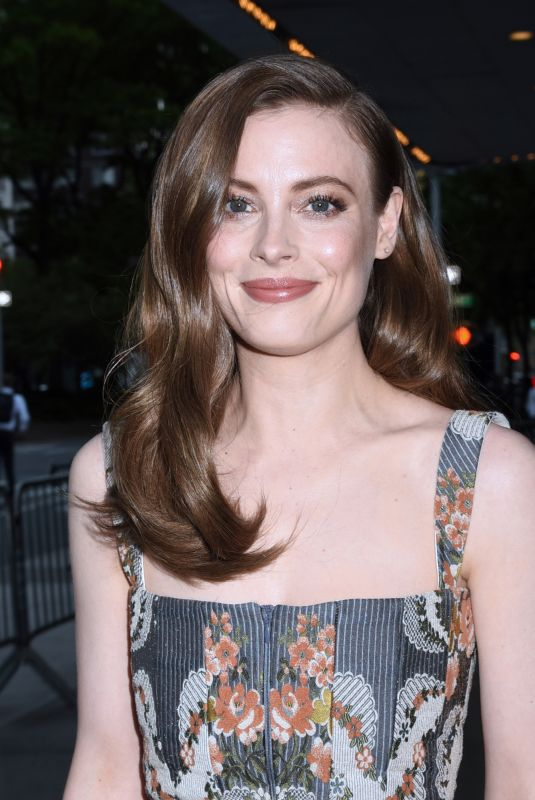 GILLIAN JACOBS at Ibiza Special Screening in New York 05/21/2018