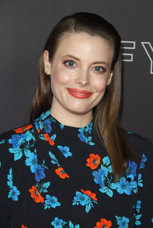 GILLIAN JACOBS at Netflix Fysee Comediennes in Conversation in Los Angeles 05/29/2018