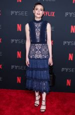 GILLIAN JACOBS at Netflix FYSee Kick-off Event in Los Angeles 05/06/2018