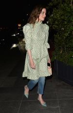 GILLIAN JACOBS Night Out in Los Angeles 05/15/2018