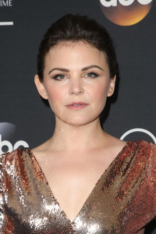 GINNIFER GOODWIN at Once Upon A Time Finale Event in Los Angeles 05/08/2018