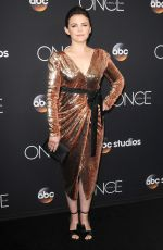 GINNIFER GOODWING at Once Upon A Time Series Finale Screening in Hollywood 05/08/2018