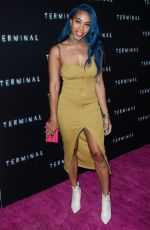 GOGO MORROW at Terminal Premiere in Los Angeles 05/08/2018
