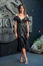 GOYA TOLEDO at Jurassic World: Fallen Kingdom Premiere in Madrid 05/21/2018