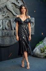 GOYA TOLEDO at Jurassic World: Fallen Kingdom Premiere in Madrid 05/21/2018
