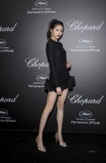 GUAN XIAOTONG at Secret Chopard Party at 71st Cannes Film Festival 05/11/2018