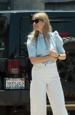 GWYNETH PALTROW Out in Los Angeles 05/10/2018