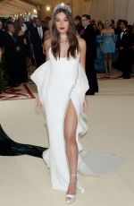 HAILEE STEINFELD at MET Gala 2018 in New York 05/07/2018
