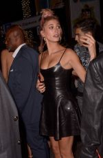 HAILEY BALDWIN at Magnum Party at 71st Cannes Film Festival 05/12/2018