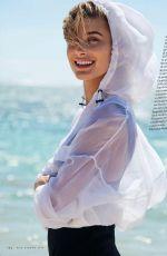 HAILEY BALDWIN for Elle Magazine, Italy June 2018