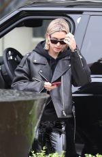 HAILEY BALDWIN Leaves Nine Zero One Salon in West Hollywood 05/18/2018