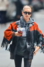 HAILEY BALDWIN Out in New York 05/14/2018